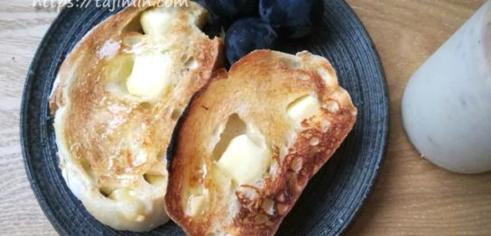 カシュカシュのパン