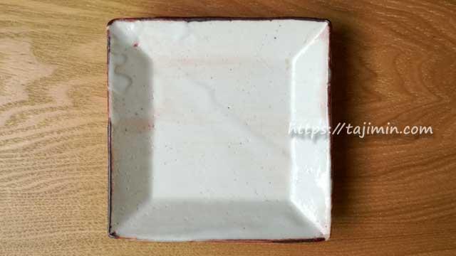 仙太郎窯の角皿