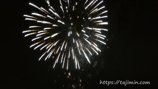 犬山の花火