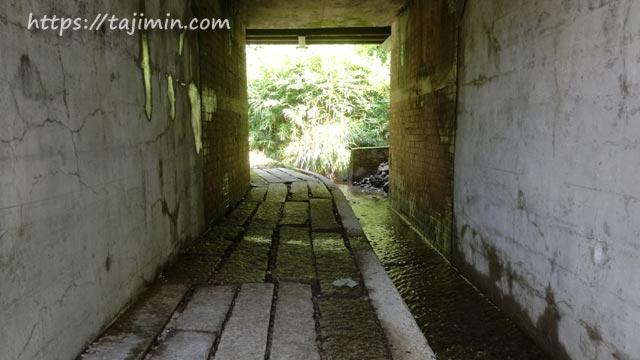 1965年に施工の土合沢橋りょう