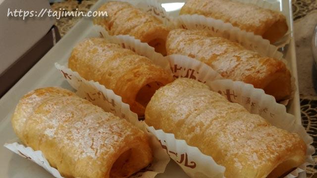 フランス菓子 サンドールのコルネ