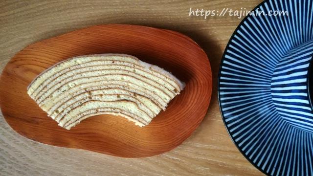 フランス菓子 サンドールの手焼きバームクーヘン