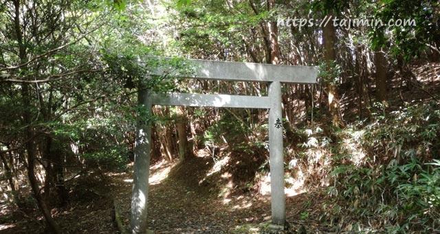 潮見の森、浅間神社