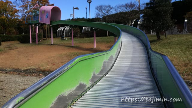 共栄公園の遊具