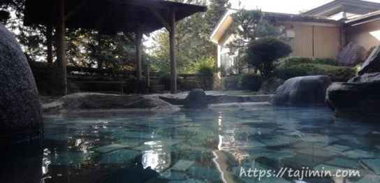 うるぎ温泉郷 湯本 森の宿 遊星館の温泉