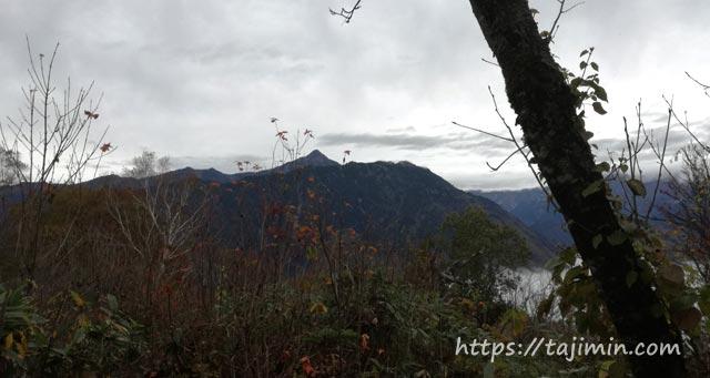 福地山山頂