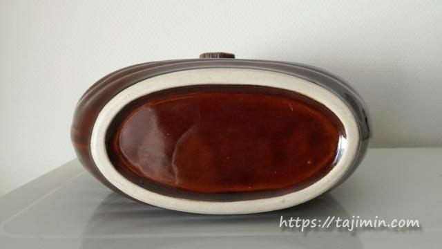 陶製湯たんぽ