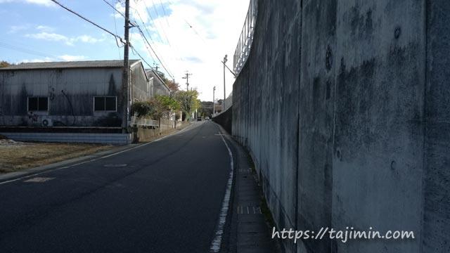 久々利街道