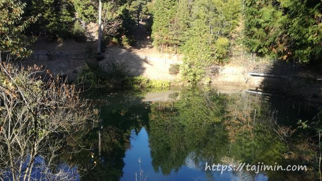 潮見の森、太郎池