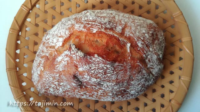 コーヒーとパンの店Jikan ryokoのブラン・カール