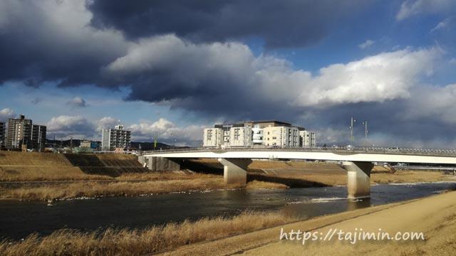 土岐川、国長橋
