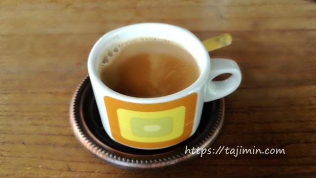 CAFÉ NEU!のチャイ