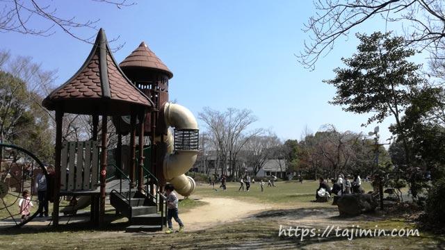 多治見市の太平公園