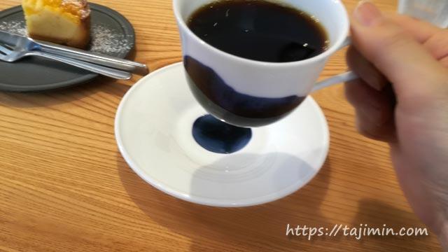 Jikan ryokoでコーヒー