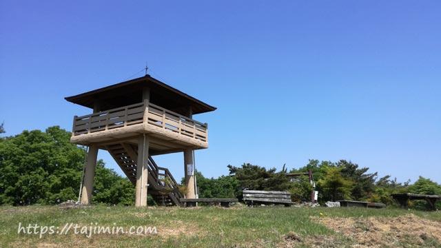 日本ライン うぬまの森展望台