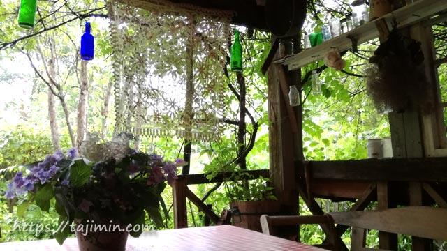 花フェスタ記念公園内、ターシャの庭