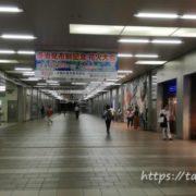 JR多治見駅改札前
