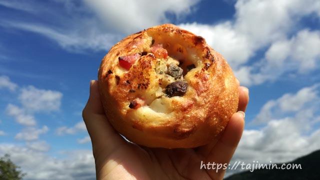 パンブティック ピエヌ(PIED NUS)のパン