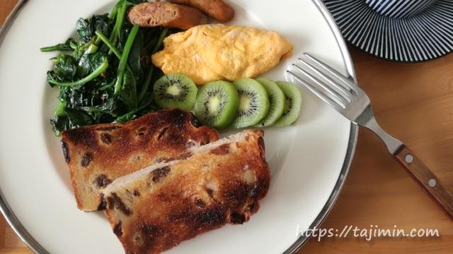 サンドイッチ専門店 Sincerite(サンセリテ)のレーズン食パン