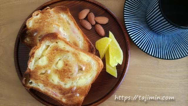 パンの店ライネッケのオニオンチーズブレッド
