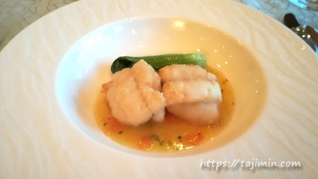 名鉄犬山ホテル、ル・パラディでの食事