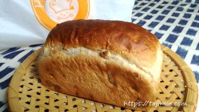 EBIパンのくるみ食パン