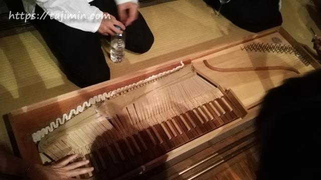 古楽器クラヴィーコード