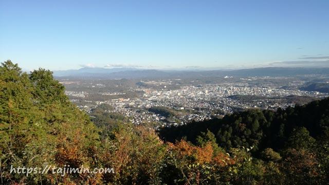 高社山ウォーキング