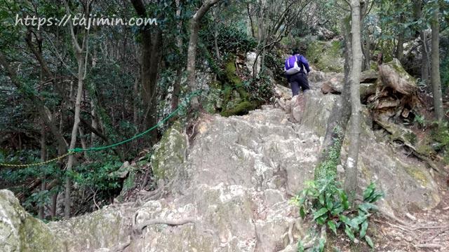 金華山登山