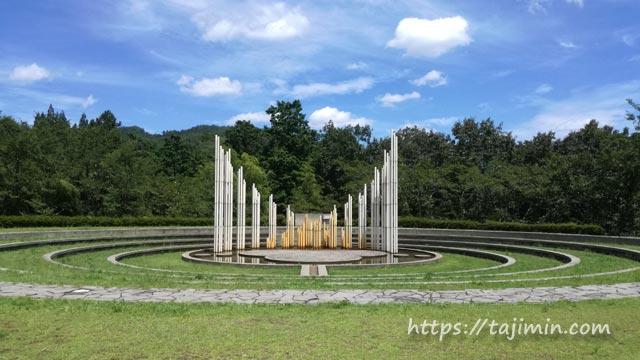 杉原千畝記念館シンボルモニュメント
