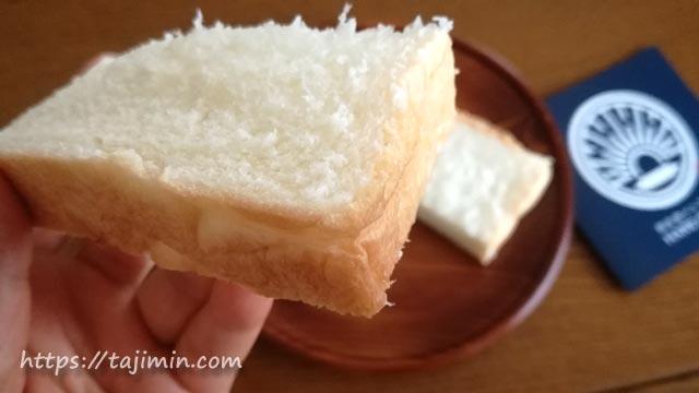 晴れ時々パンの純生食パン