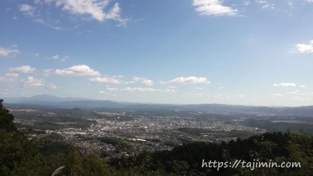 高社山からの眺め