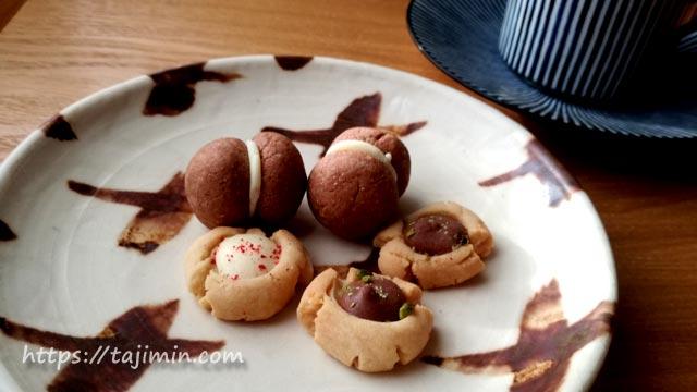 MIROKU COFFEEの焼き菓子