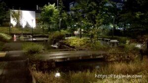 虎渓用水広場